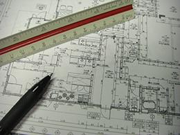 建物のプランと概算